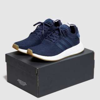 🔥CHEAPEST🔥Authentic Adidas NMD R2 Navy