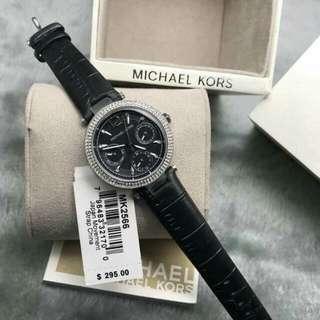 MK watch black