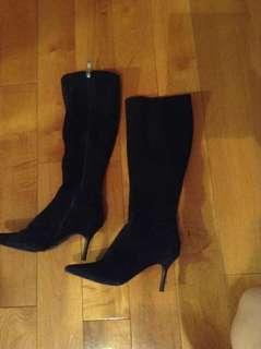 Marciano boots heels