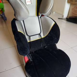 Car Seat for toddlers (between 90cm to 150cm tall)