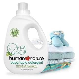 GET P25 OFF when you buy Baby Liquid Detergent