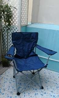 摺合沙灘椅