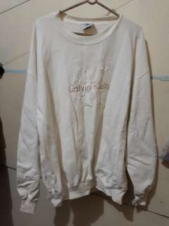 Authentic Calvin Klein Sweater
