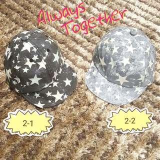 🚚 ⭐童裝⭐星星棒球帽