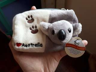 《New》australian koala mini purse / keychain