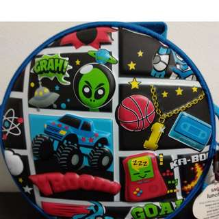 BN: SMIGGLE LUNCH BAG