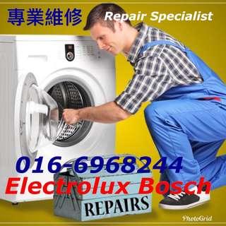 Washing machine,Dryer,Fridge repair