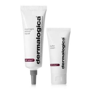 Dermalogica overnight retinol repair and buffer cream