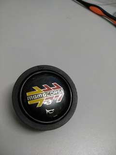 Momo horn button