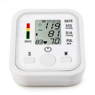 Imported quality arm blood-pressure meter B02