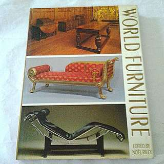 World Of Furniture Book