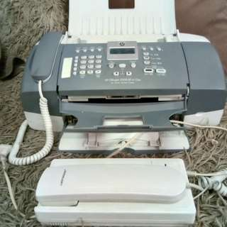 Hp officejet All in one