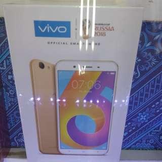 Kredit Vivo Y65 Dengan Cicilan Ringan