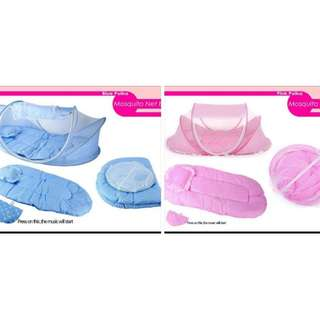 BABY BED SET 3IN1