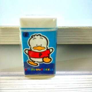 Sanrio Pekkle 1991 擦子膠
