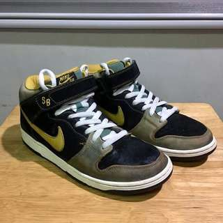 "Nike SB Dunk Mid ""Asbury"""