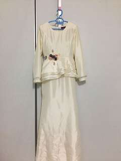 Minaz Dress (Akad Nikah)