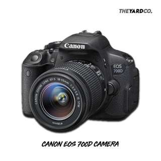 Canon EOS 700D (Made In Taiwan)