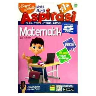 Super Skills Aspirasi KSSR Matematik Tahun 5