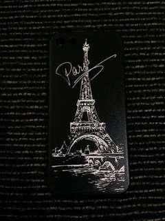 Paris design case (iPhone 5/5s/SE)