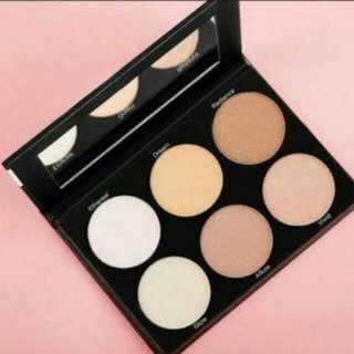 Bh Cosmetics Spotlight palette