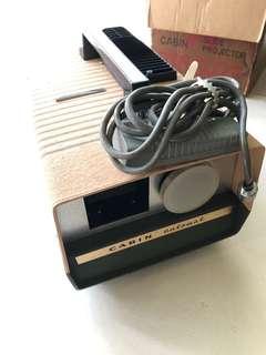 Cabin Automat vintage slide projector