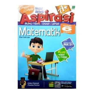 Super Skills Aspirasi KSSR Matematik Tahun 6