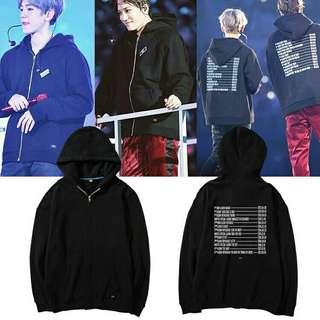 Kpop hoodie exo elyxion