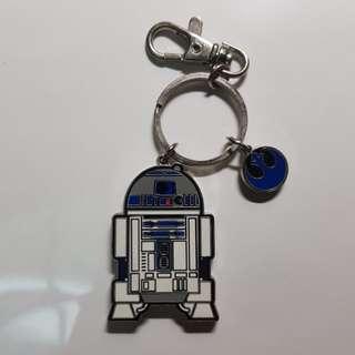🚚 Star War R2-D2鑰匙圈