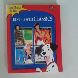 Disney's 4 Best Loved Classics