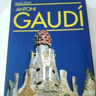 Antoni Gaudi Architecture Book
