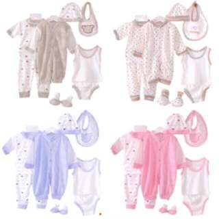 8pcs Set For baby NEW BORN