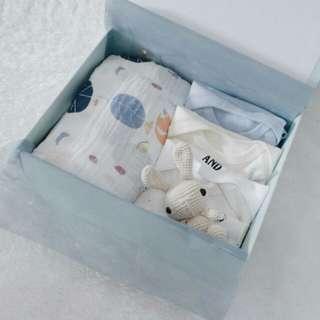Newborn Baby Gift ( Customizable)