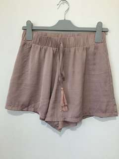 Pink Shorts: Size 10