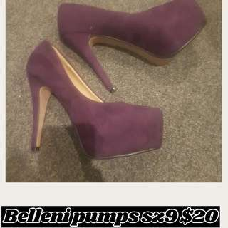 Size 8/9 Heels