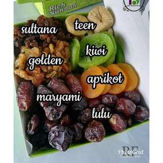RICH FRUITS Berat: 500gram