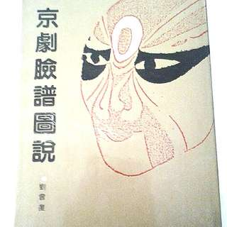 Beijing Opera Face Mask Book