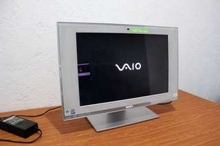 Sony vaio all in one pc core2duo 20 inch free deliver