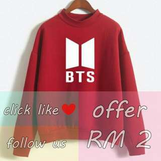 BTS Sweater !