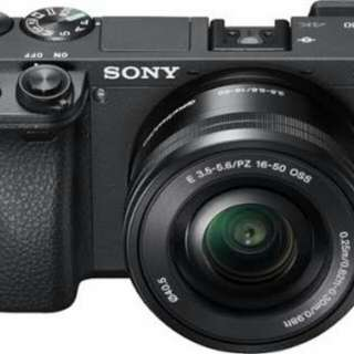 Kredit Camera Mirrorless Sony Alpha 6000