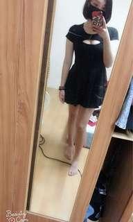 露胸性感洋裝