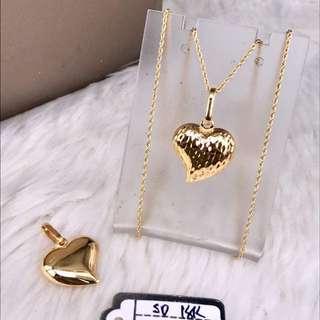 18K Saudu gold necklace