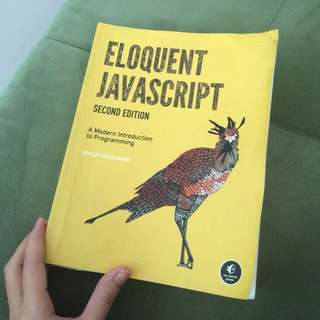 Eloquent Javascript Second Edition (A modern Introduction to Programming) - Marijn Haverbeke