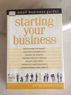 Small Business Guide - Starting your business
