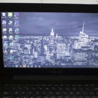 Laptop murah mulus asus nego alus