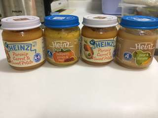 Heinz Baby Food Jar