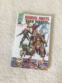 Marvel Firsts - The 1980's - Volume 2