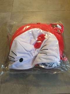 Hello kitty 頸枕