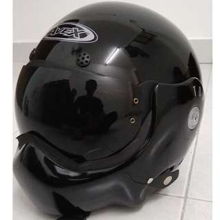 Avex Topgun Jet Fighter Helmet