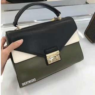 Michael Kors Sloan Medium Top Handle Satchel Bag